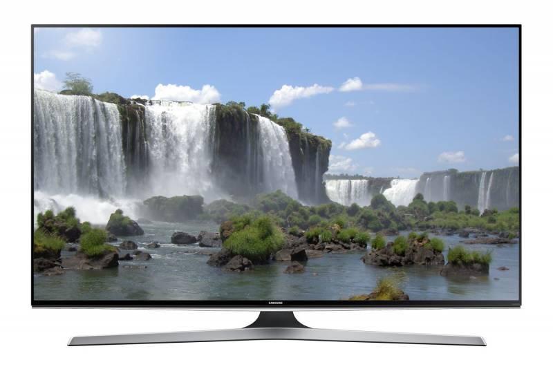 """Телевизор LED 48"""" Samsung UE48J6300AUXRU черный - фото 1"""