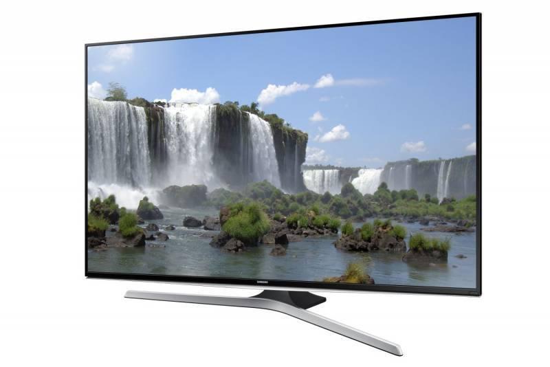 """Телевизор LED 48"""" Samsung UE48J6300AUXRU черный - фото 2"""