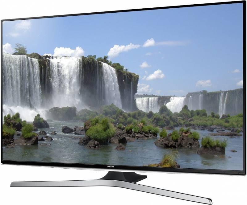 """Телевизор LED 55"""" Samsung UE55J6200AUXRU черный - фото 2"""