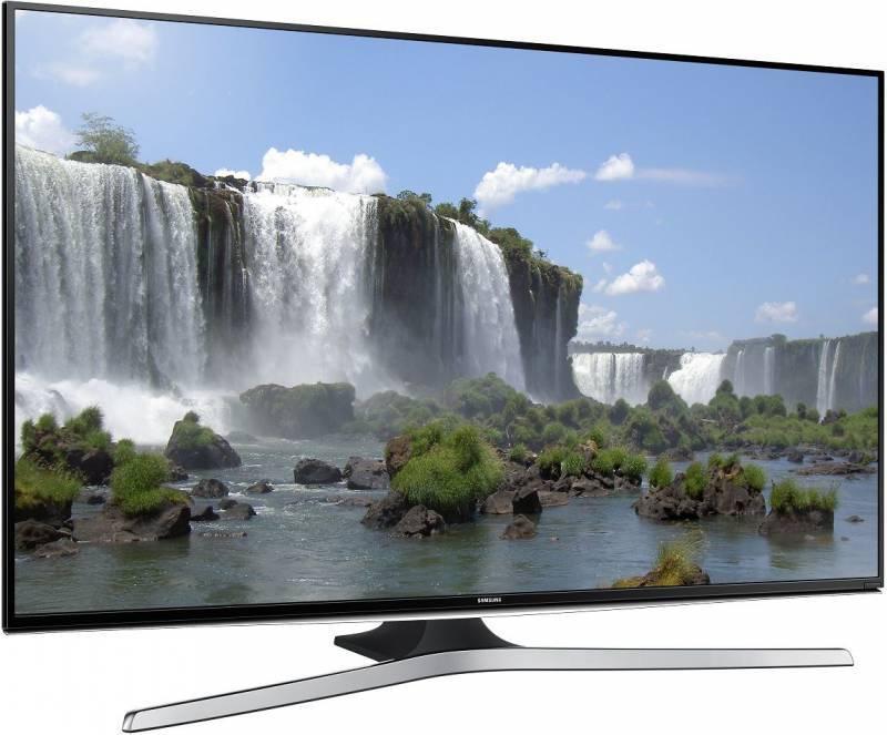 """Телевизор LED 55"""" Samsung UE55J6200AUXRU черный - фото 3"""