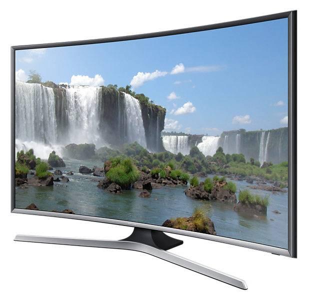 """Телевизор LED 55"""" Samsung UE55J6300AUXRU черный - фото 2"""