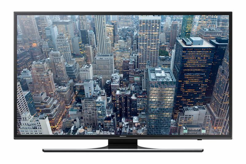 """Телевизор LED 40"""" Samsung UE40JU6400U черный - фото 1"""