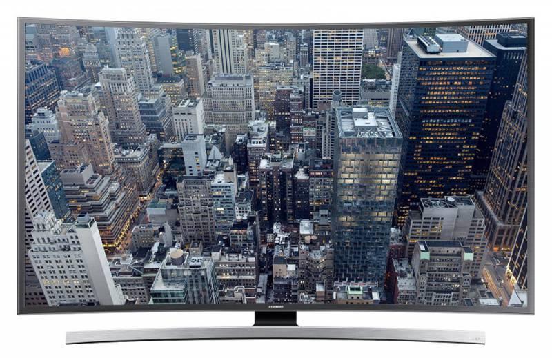 """Телевизор LED 40"""" Samsung UE40JU6600UXRU черный - фото 1"""