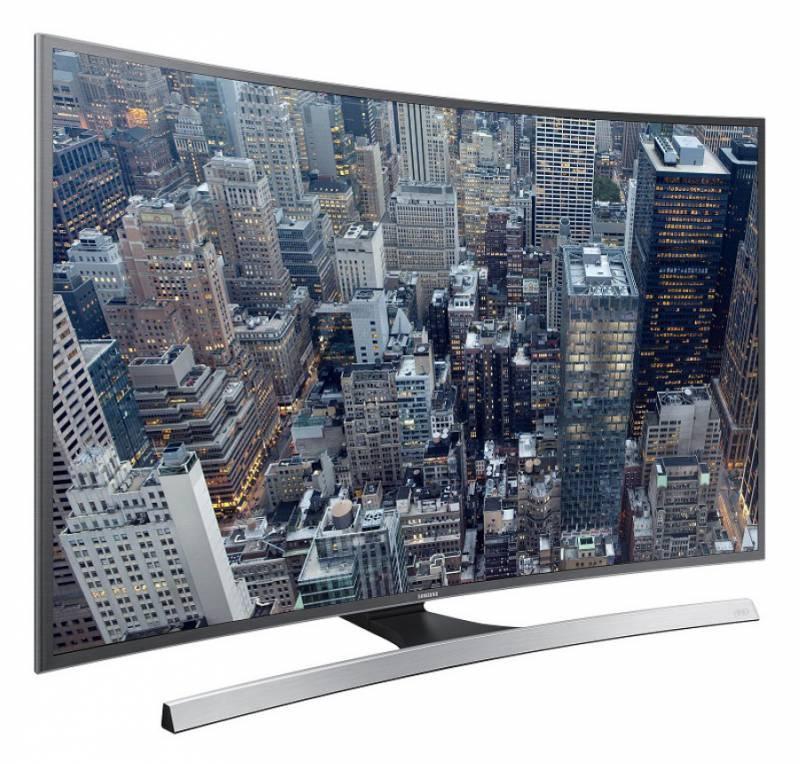 """Телевизор LED 40"""" Samsung UE40JU6600UXRU черный - фото 2"""