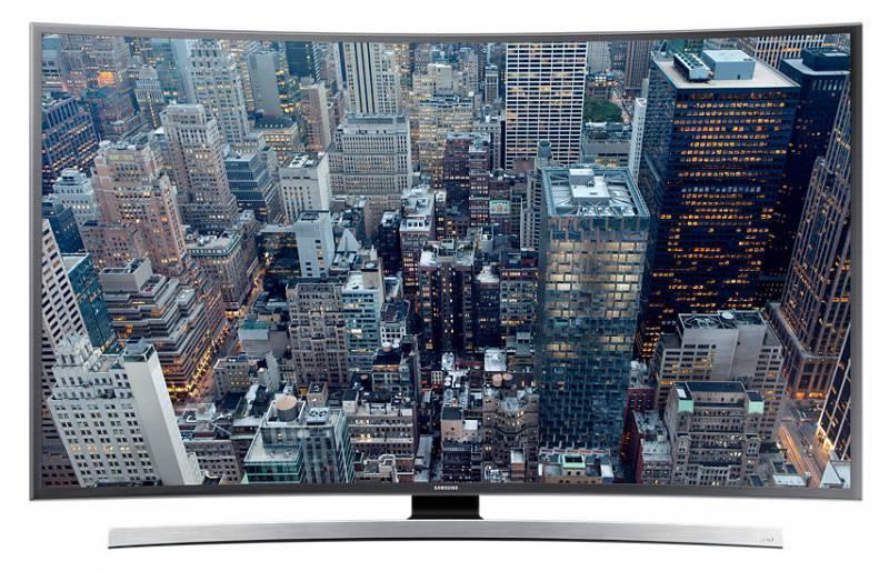 """Телевизор LED 48"""" Samsung UE48JU6600UXRU черный - фото 1"""