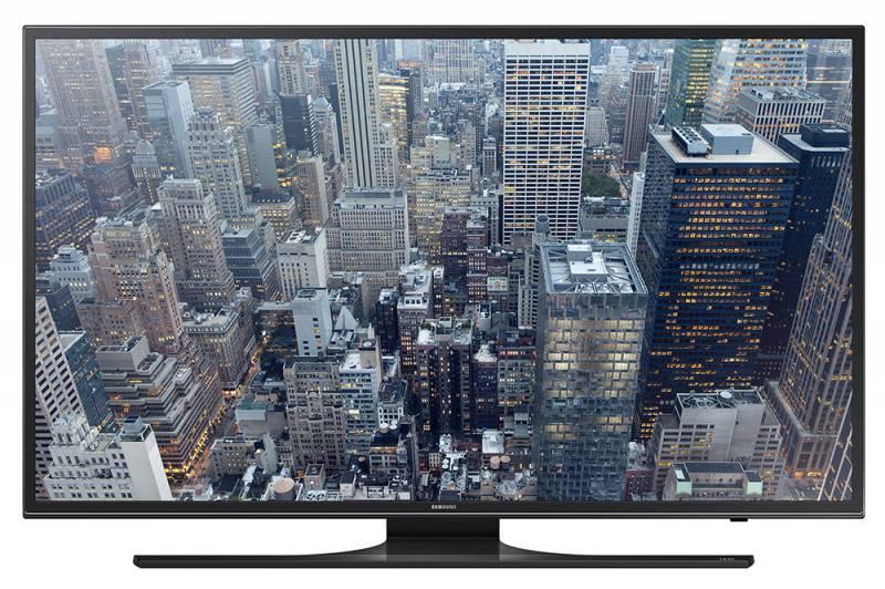 """Телевизор LED 50"""" Samsung UE50JU6400UXRU черный - фото 1"""