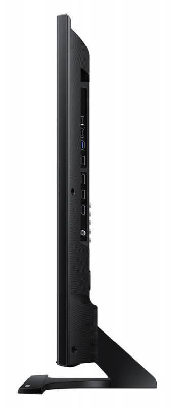 """Телевизор LED 50"""" Samsung UE50JU6400UXRU черный - фото 4"""