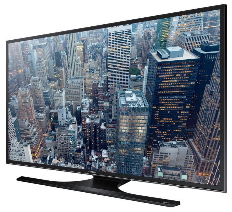 Телевизор LED Samsung UE55JU6400UXRU - фото 2