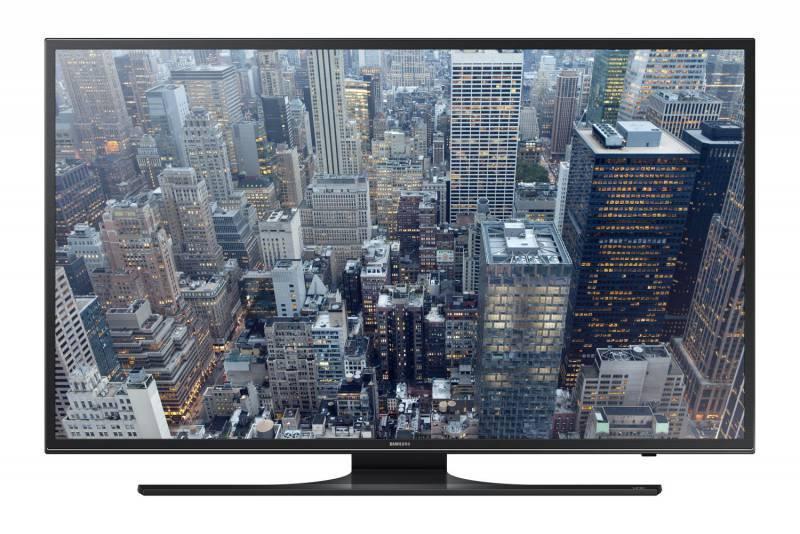 """Телевизор LED 60"""" Samsung UE60JU6400UXRU черный - фото 1"""
