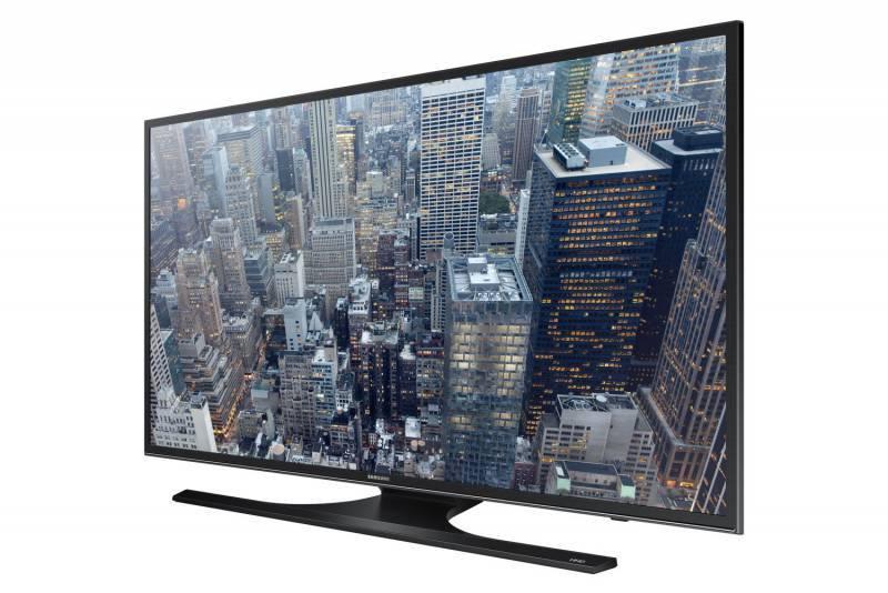"""Телевизор LED 60"""" Samsung UE60JU6400UXRU черный - фото 2"""