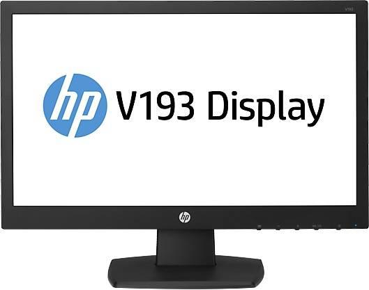 "Монитор 18.5"" HP V193 черный - фото 1"