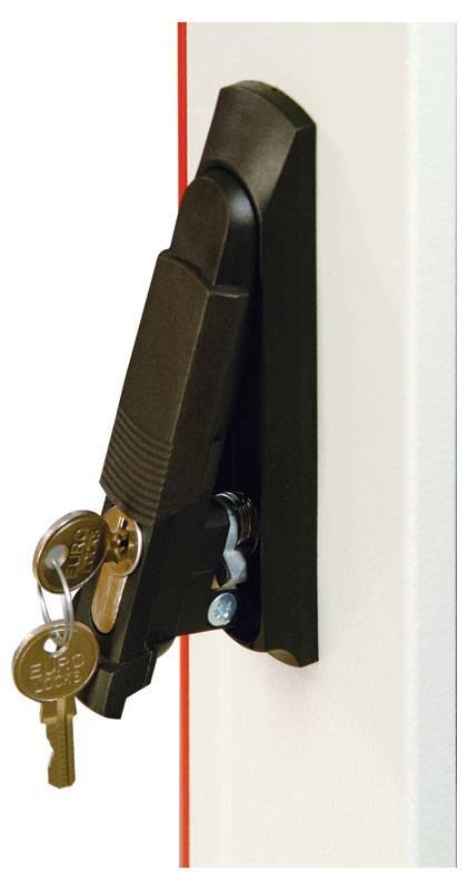 Шкаф коммутационный ЦМО ШТК-М-38.8.10-1ААА 38U серый - фото 5