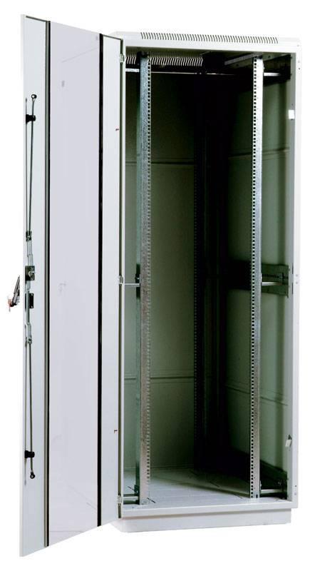 Шкаф коммутационный ЦМО ШТК-М-38.8.10-1ААА 38U серый - фото 8