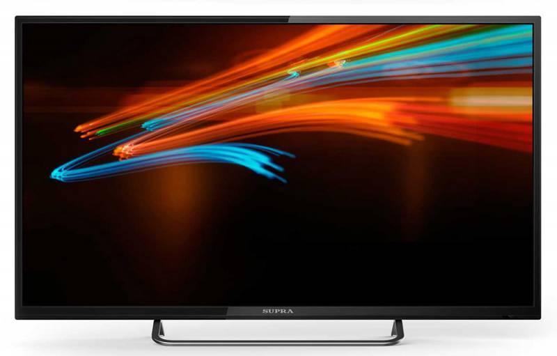 """Телевизор LED 40"""" Supra STV-LC40T800FL черный - фото 1"""