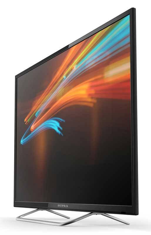 """Телевизор LED 40"""" Supra STV-LC40T800FL черный - фото 2"""