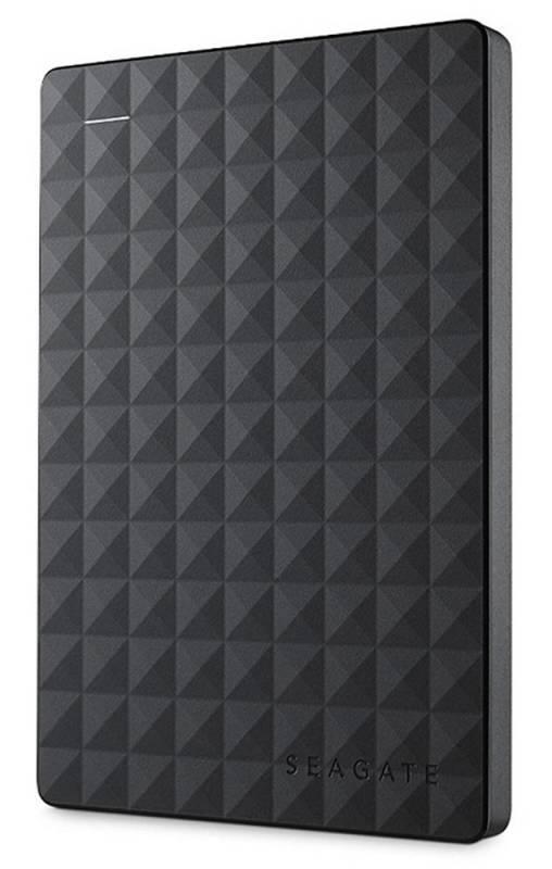 Внешний жесткий диск 500Gb Seagate STEA500400 Expansion черный USB 3.0 - фото 1