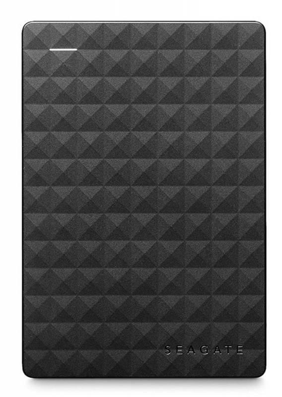 Внешний жесткий диск 500Gb Seagate STEA500400 Expansion черный USB 3.0 - фото 3
