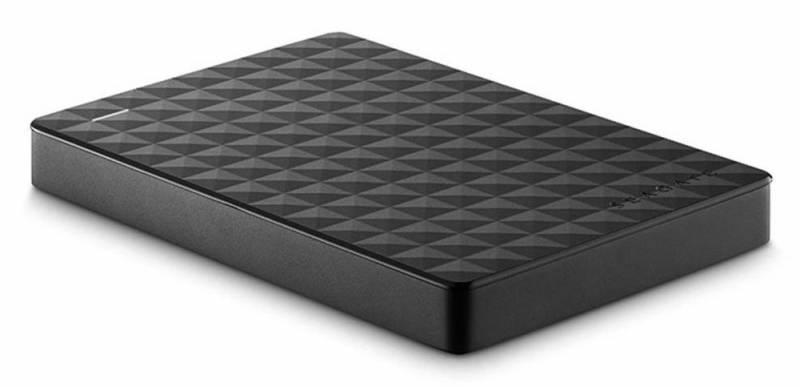 Внешний жесткий диск 500Gb Seagate STEA500400 Expansion черный USB 3.0 - фото 4
