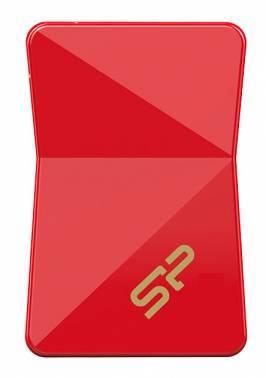 Флеш диск Silicon Power Jewel J08 16ГБ USB3.0 красный