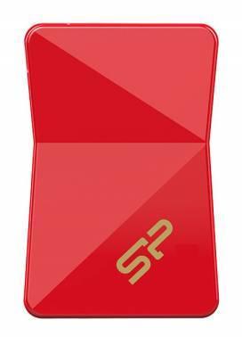 Флеш диск 32Gb Silicon Power Jewel J08 USB3.0 красный