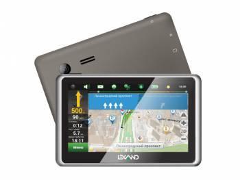 GPS-навигатор Lexand SB5 HD 5 черный