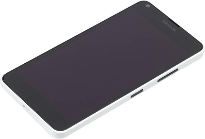 Смартфон Microsoft Lumia 640 белый - фото 3