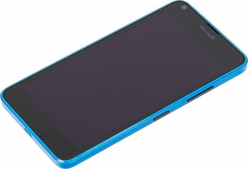 Смартфон Microsoft Lumia 640 синий - фото 3