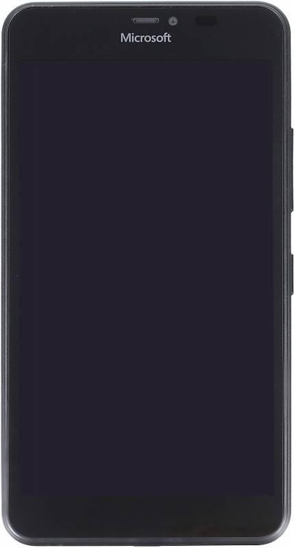 Смартфон Microsoft Lumia 640 XL черный - фото 1