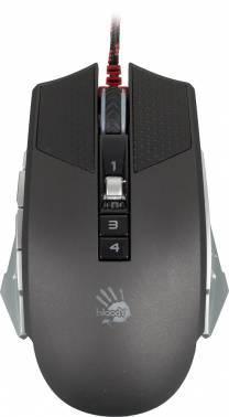 Мышь A4 Bloody T60 Winner черный / серый