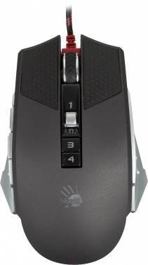 Мышь A4 Bloody TL60 Terminator черный / серый