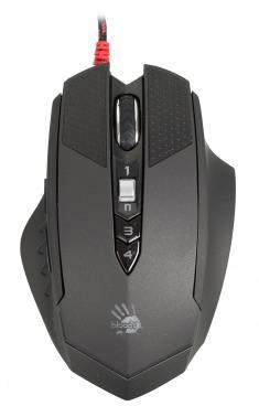 Мышь A4Tech Bloody TL70 Terminator черный/серый (tl70)