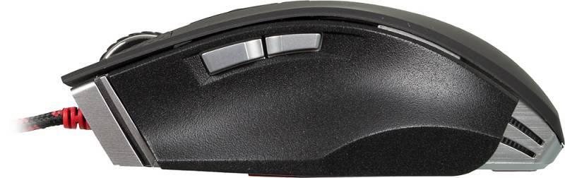 Мышь A4 Bloody TL90 Terminator черный/серый - фото 2