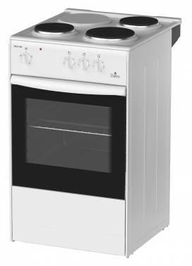 Плита электрическая Darina S EM 331 404 W белый (857)