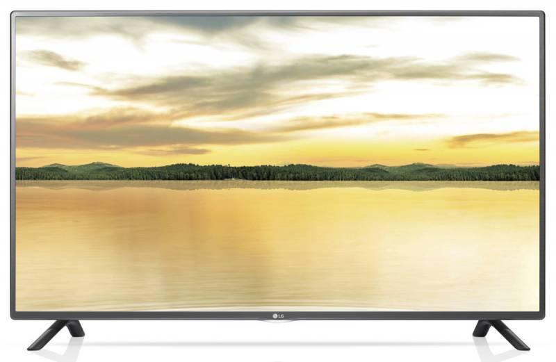 "Телевизор LED 32"" LG 32LF580V серебристый - фото 1"