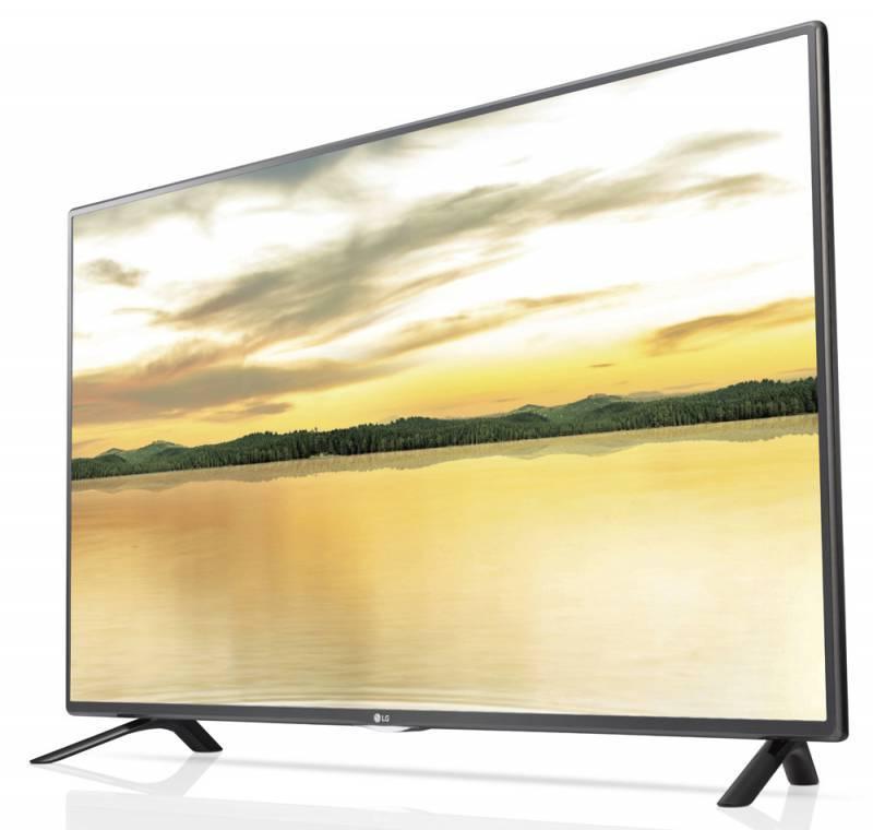 "Телевизор LED 32"" LG 32LF580V серебристый - фото 2"