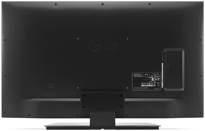 """Телевизор LED 40"""" LG 40LF634V серый - фото 4"""