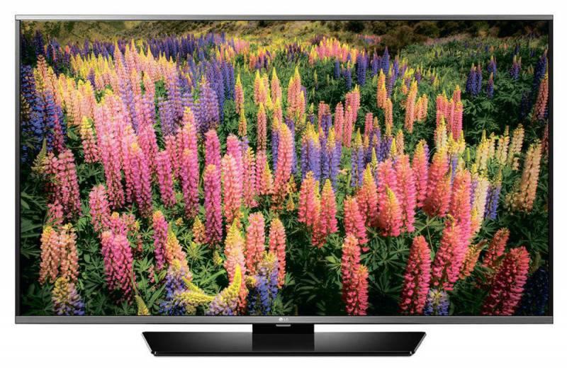 """Телевизор LED 43"""" LG 43LF570V титан - фото 1"""