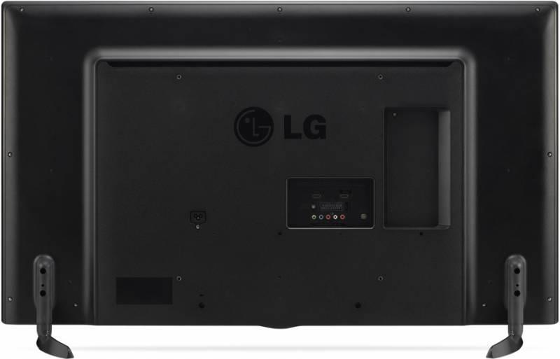 "Телевизор LED 42"" LG 42LF620V серебристый - фото 4"