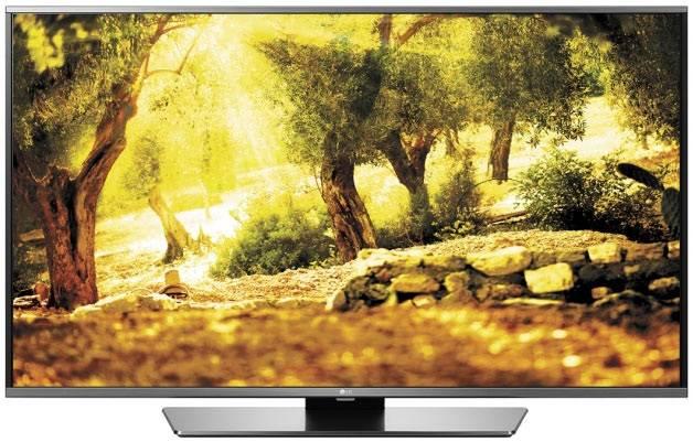 """Телевизор LED 43"""" LG 43LF634V титан - фото 1"""
