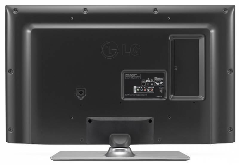 """Телевизор LED 50"""" LG 50LF650V титан - фото 4"""