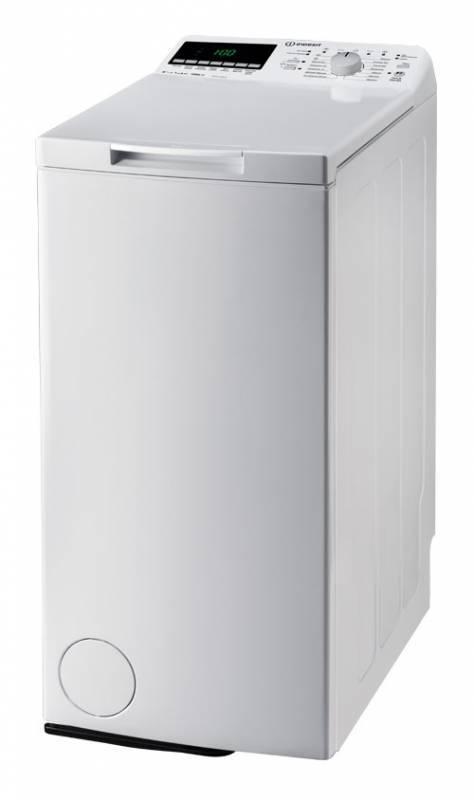 Стиральная машина Indesit ITW E 61052 G (RF) белый - фото 1