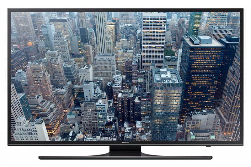 """Телевизор LED 48"""" Samsung UE48JU6430UXRU черный - фото 1"""
