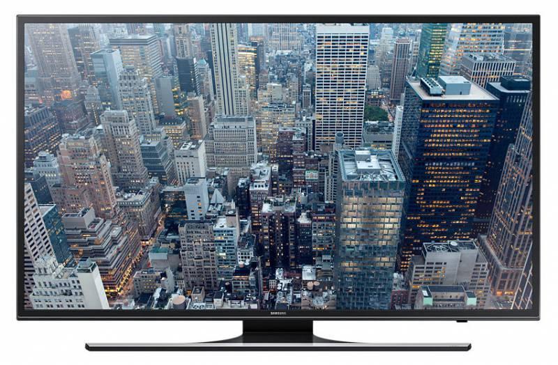 """Телевизор LED 48"""" Samsung UE48JU6450UXRU черный - фото 1"""