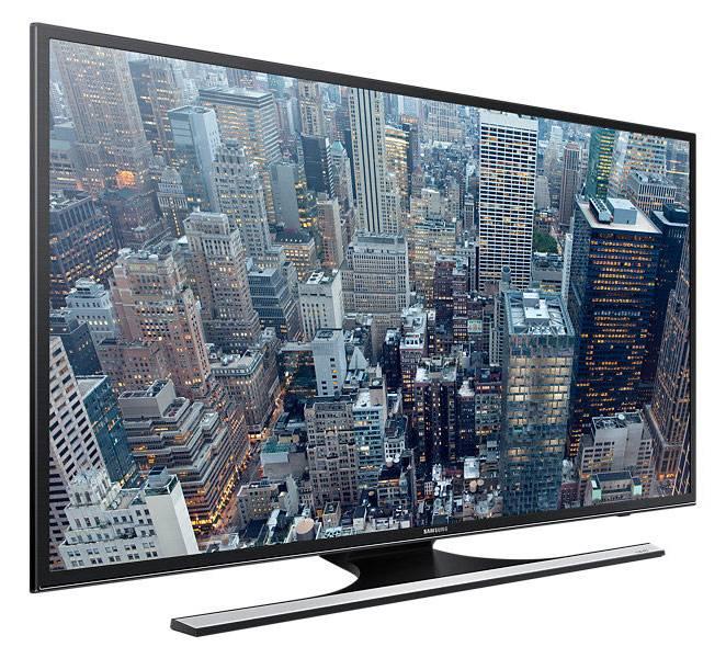 """Телевизор LED 55"""" Samsung UE55JU6450UXRU черный - фото 3"""