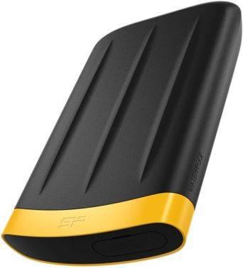 Внешний жесткий диск 500Gb Silicon Power A65 Armor черный USB 3.0