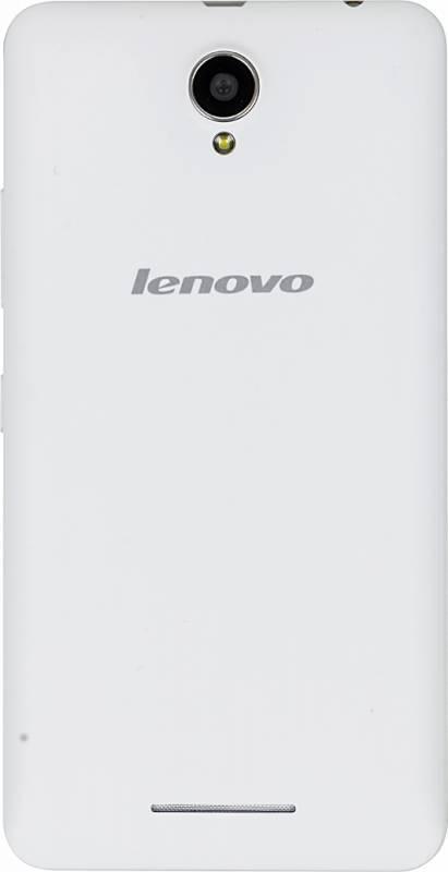 Смартфон Lenovo A5000 8ГБ белый - фото 4