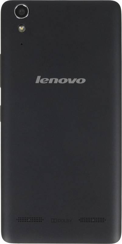 Смартфон Lenovo A6000 8ГБ черный - фото 3