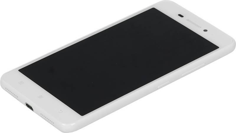 Смартфон Lenovo S60 8ГБ белый - фото 3