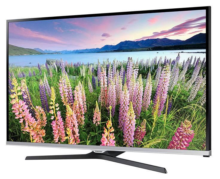 """Телевизор LED 40"""" Samsung UE40J5120AUXRU черный - фото 3"""