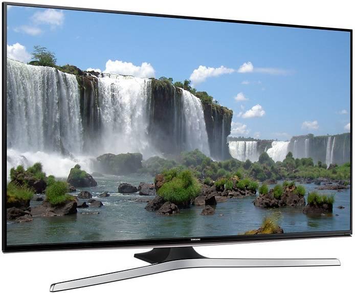 """Телевизор LED 40"""" Samsung UE40J6330AUXRU черный - фото 2"""